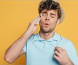 ما هي أسباب التعرق الزائد في الوجه