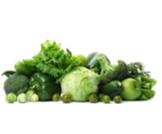 أنواع الخضار الخضراء المختلفة