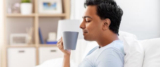 أفضل المشروبات للتخسيس قبل النوم