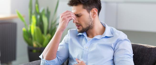 أعراض انسداد القناة الصفراوية