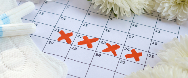 كم مدة الدورة الشهرية عند المرأة المتزوجة