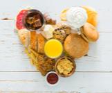قائمة الأكل الممنوع لمرضى القلب