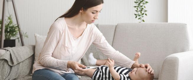 برودة الأطراف عند الأطفال: أسباب ونصائح