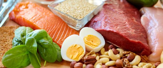 تعرف على أماكن هضم المواد البروتينية