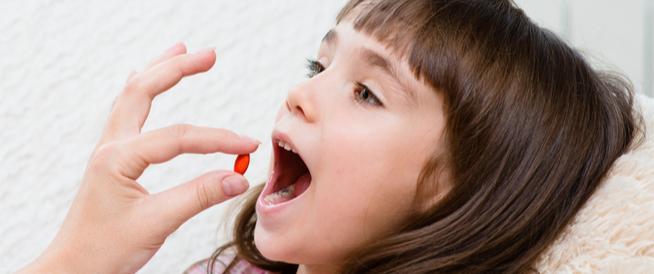 خطورة المضاد الحيوي للأطفال