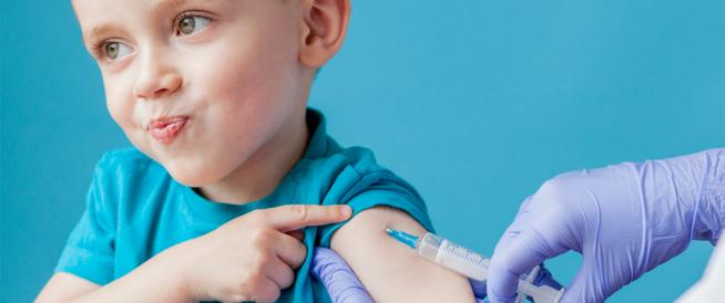 جدول تطعيم الأطفال