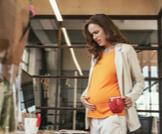 ألم الحوض عند الحامل في الشهر التاسع