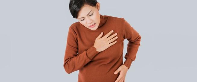 خفقان القلب للحامل