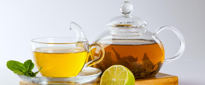 فوائد الشاي الأخضر بالليمون - ويب طب