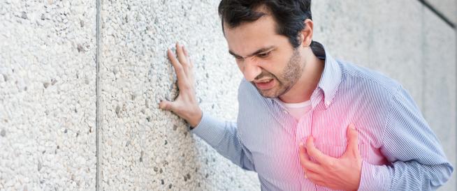آثار الذبحة الصدرية