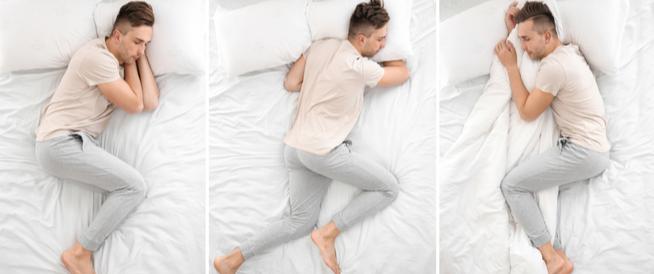 تعرف على أفضل وضعية للنوم