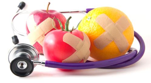 أطعمة تساعد على التئام الجروح