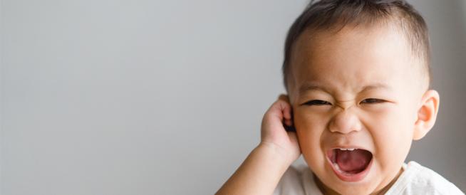 أسباب تكرار التهاب الأذن الوسطى عند الرضع