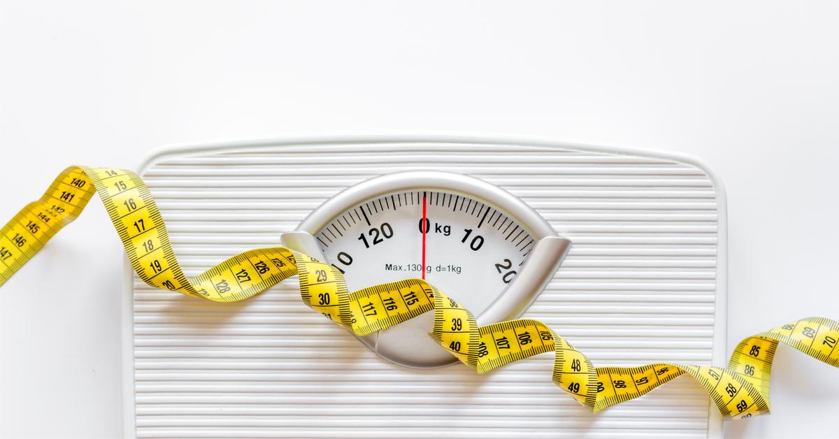 قم بقياس وزنك مرة في الأسبوع