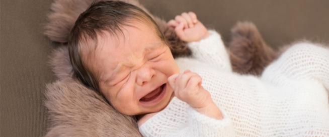 مغص الرضع: دليلك الشامل