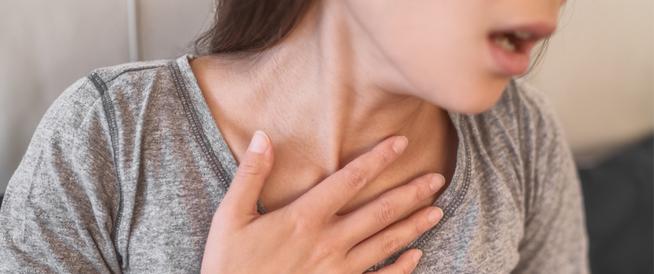 هل التوتر يسبب ضيق التنفس ويب طب