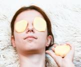 فوائد البطاطا للعين