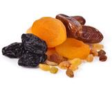 الفواكه المجففة لمرضى السكري