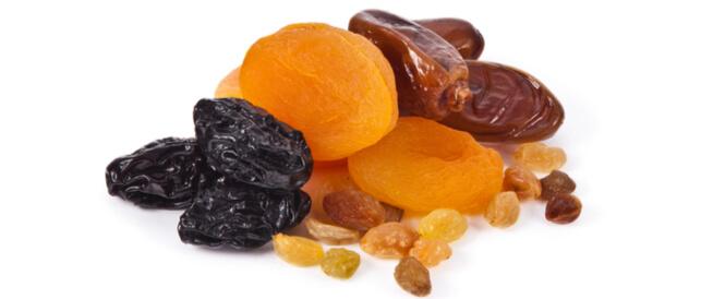 الفواكه المجففة لمرضى السكري: فوائد أم مضار؟