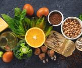نظام غذائي للشعر المتساقط