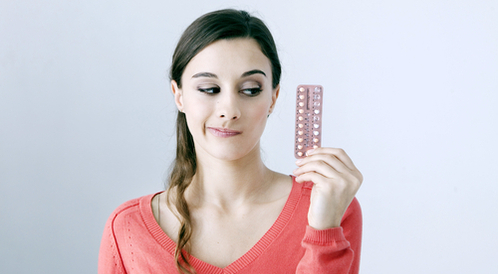 إيقاف حبوب منع الحمل فجأة