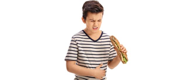الإسعافات الأولية للتسمم الغذائي