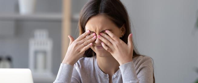 أعراض مرض الرمد وكيفية تشخيصه