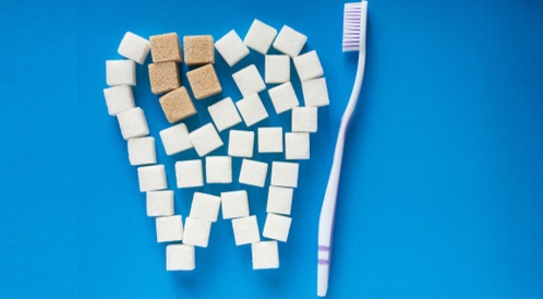 تأثير السكري على الأسنان