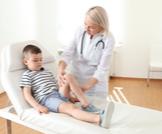 ألم الركبة عند الأطفال