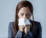 تأثير حساسية الأنف على الجسم