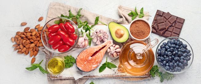 أغذية تنتج مادة الميلانين