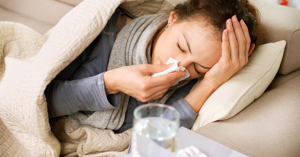 صداع الزكام وكيفية التخفيف منه ومن أعراض الزكام الأخرى