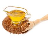 فوائد الزيت الحار (زيت بذر الكتان)