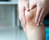 علاج كدمة الركبة