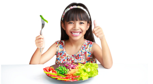 أكلات تسمن الأطفال