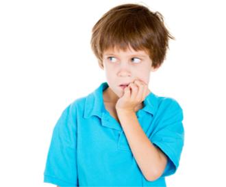 القلق عند الأطفال: معلومات تهمكم