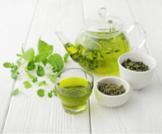 الكافيين في الشاي الأخضر