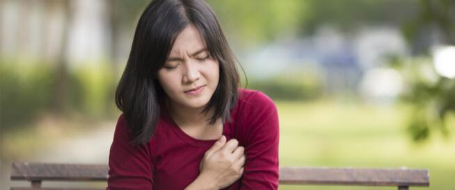 ألم الثدي قبل الدورة