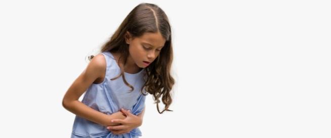 غازات البطن عند الأطفال