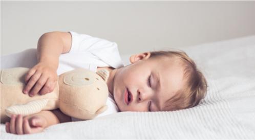 التشنجات أثناء النوم عند الأطفال