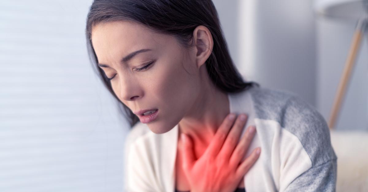 تنميل الجسم وضيق التنفس أبرز المعلومات ويب طب