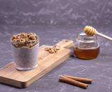 فوائد اللبن بالعسل الأسود