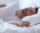 انسداد الأنف عند النوم