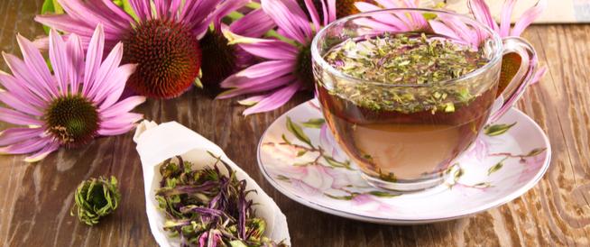 علاج التهاب القزحية بالأعشاب