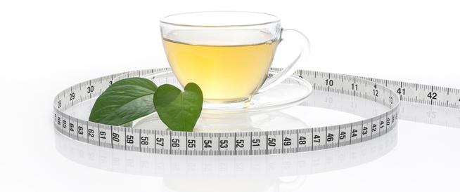 تعرف على فوائد الشاي الأخضر للتنحيف