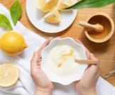فوائد الزبادى بالعسل والليمون