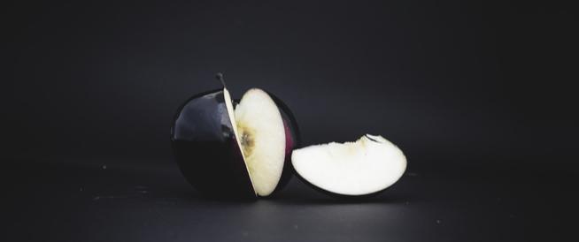 التفاح الأسود: هل سمعت به من قبل؟