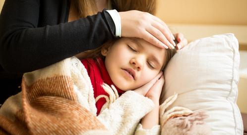 علاج جرثومة المعدة عند الأطفال