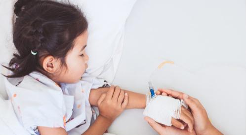 علاج سرطان الغدد الليمفاوية عند الأطفال