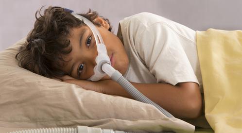 علاج صعوبة التنفس عند الأطفال